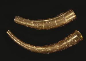 guldhornene fra Gallehus