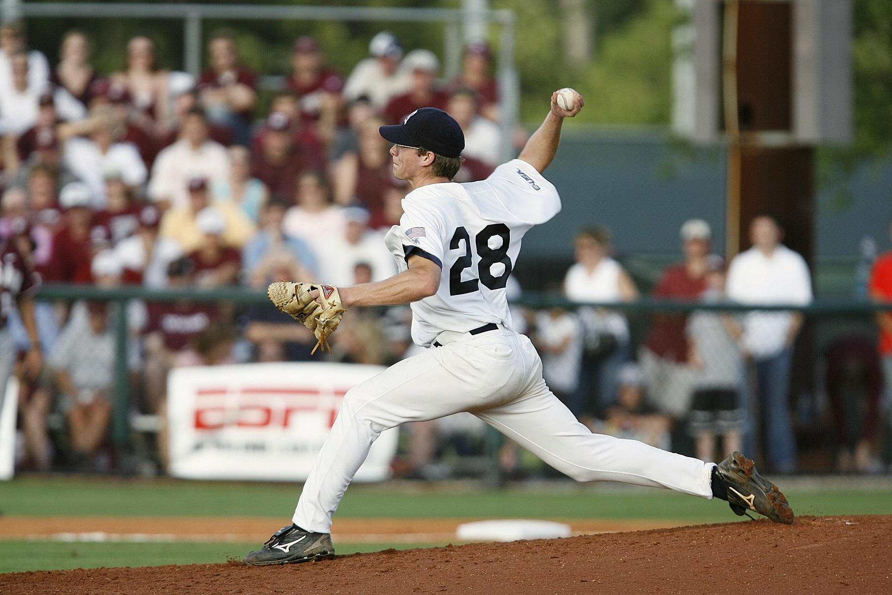 pitcher baseball